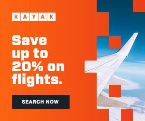 book kayak flights